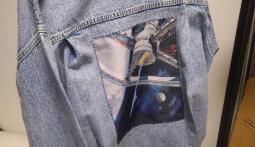 2001年宇宙の旅×GUのコラボがカッコよすぎて買っちゃいました