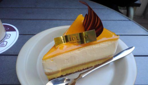 小竹向原駅のケーキ屋『クリオロ』に行きました