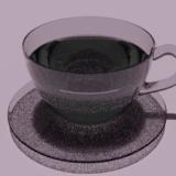BLender2.8 ガラスの表現