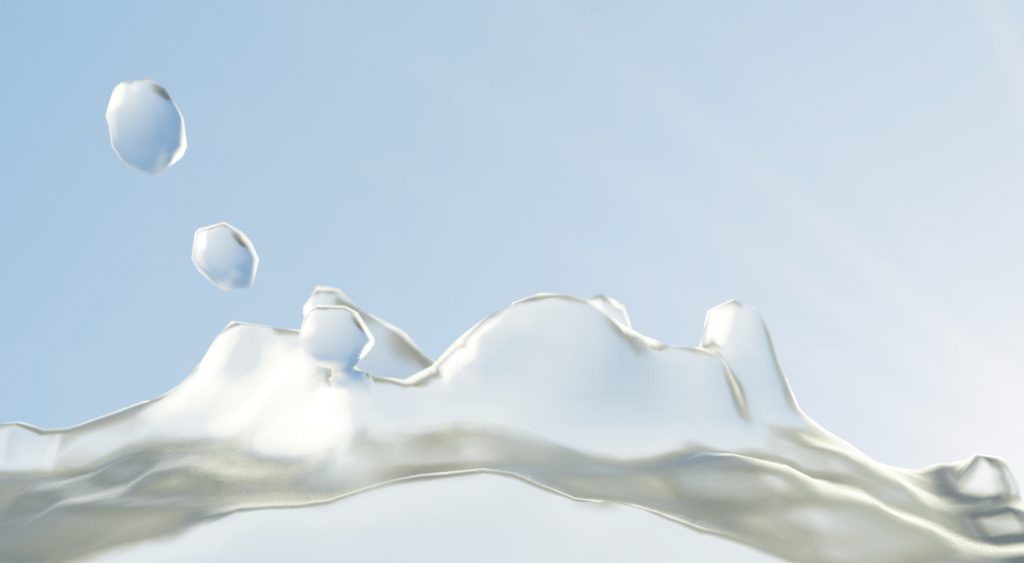 blender2.8 流体シュミレーション