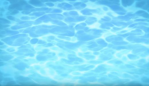 水面が揺らめくアニメーション作ってみた【Aftereffectsトレーニング】