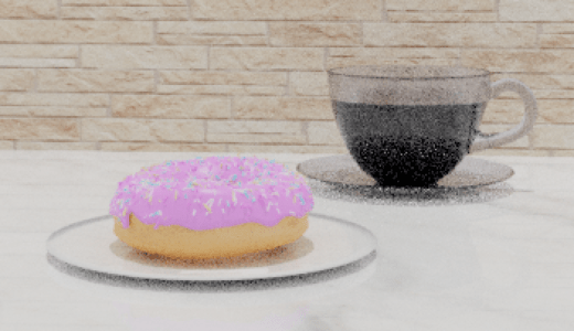 【Blender2.8】コーヒーカップを作る Level4 Part2  など