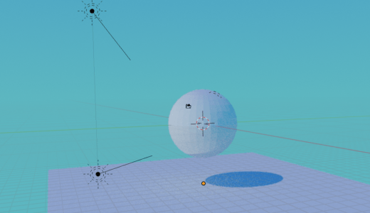 【Blender2.8】青空と雲の作り方/リアルな雲編 ワールド/ノード/ライティングなど