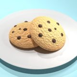 Blender2.8 cookie