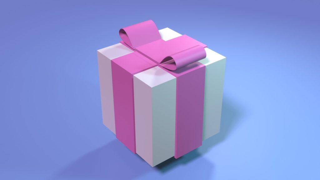 blennder2.8 presentbox