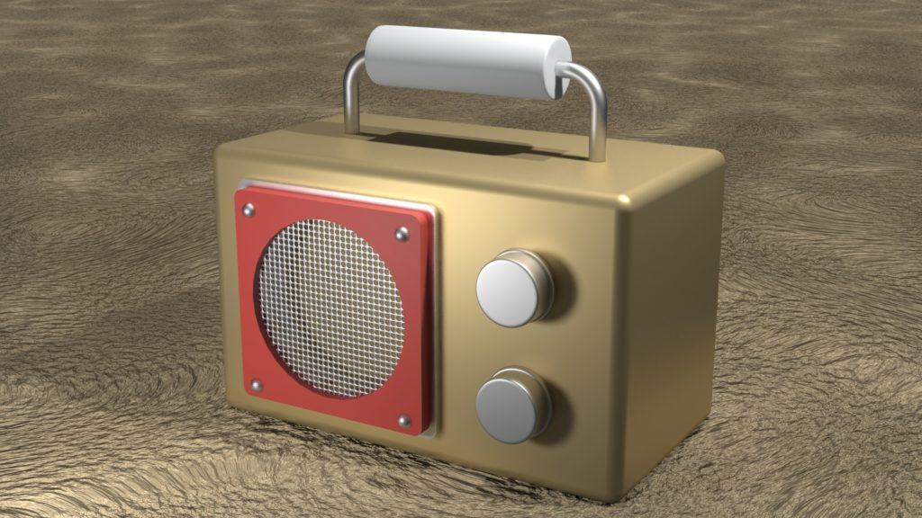 blender2.8 radio